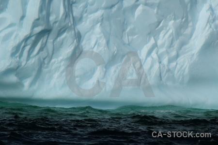 Day 5 iceberg antarctica cruise antarctic peninsula texture.