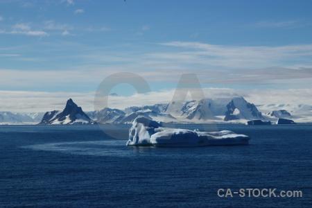 Day 6 adelaide island antarctic peninsula antarctica cruise landscape.