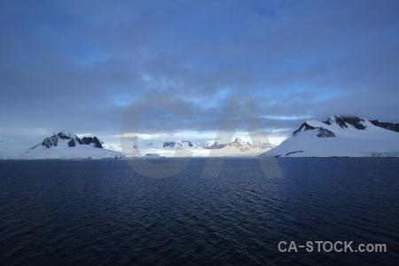 Day 6 adelaide island marguerite bay landscape antarctica cruise.