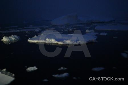 Day 6 cloud iceberg antarctic peninsula sky.