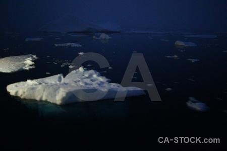 Day 6 crystal sound antarctica sky sea ice.