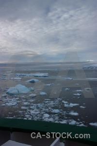 Day 6 south pole crystal sound cloud sea.