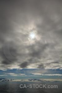 Day 6 south pole sky sun ice.