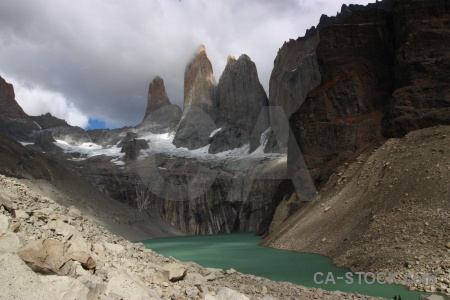 Day 7 rock patagonia tower chile.