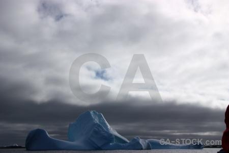 Day 8 argentine islands wilhelm archipelago antarctic peninsula sky.