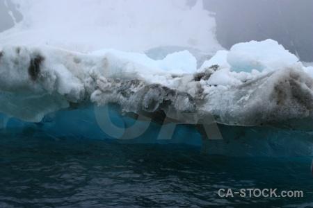 Day 9 iceberg ice penola strait wilhelm archipelago.
