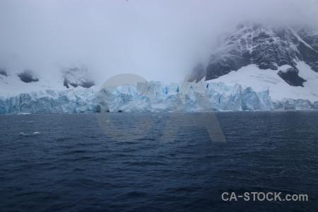 Day 9 south pole ice antarctica antarctic peninsula.