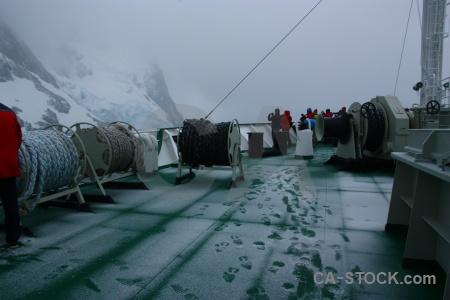 Deck akademik ioffe antarctica cruise day 9 antarctic peninsula.