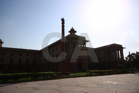 Delhi rashtrapati bhavan president sky palace.