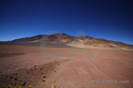 Desert atacama desert mountain sky south america.