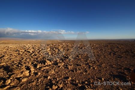 Desert cordillera de la sal valle luna landscape atacama desert.