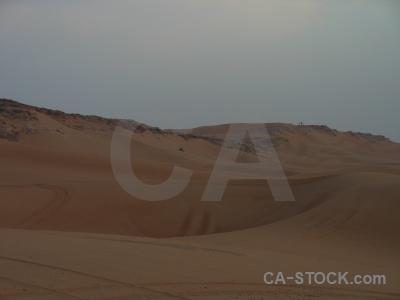 Desert dune uae sand asia.