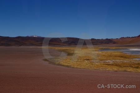 Desert landscape south america sky altitude.