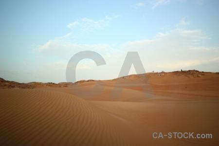 Desert middle east asia dune dubai.