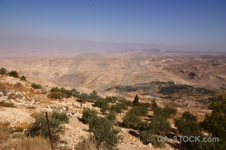 Desert middle east landscape western asia mountain.