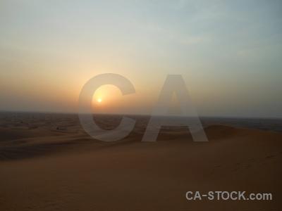 Desert middle east sky asia uae.
