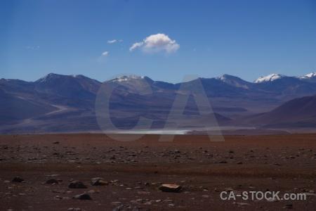 Desert mountain sky andes atacama desert.