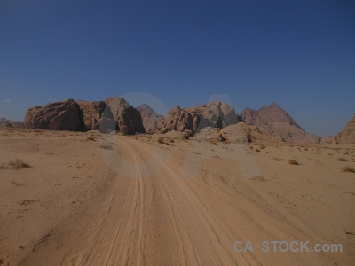 Desert sand western asia middle east mountain.
