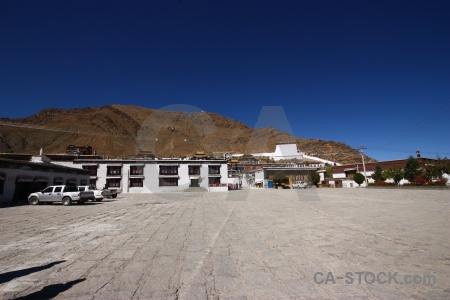 Desert sky building asia buddhist.