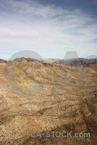 Desert white rock landscape brown.