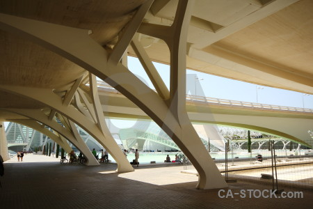 Design city of arts and sciences architecture europe futuristic.