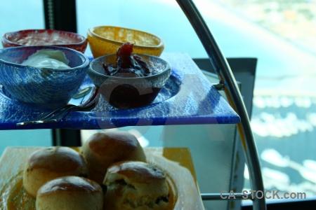 Dessert dubai restaurant food afternoon tea.