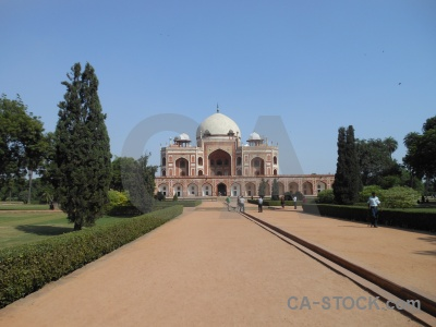 Dome india humayuns tomb sky humayun.