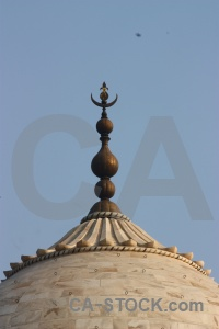 Dome taj mahal minaret mausoleum marble.