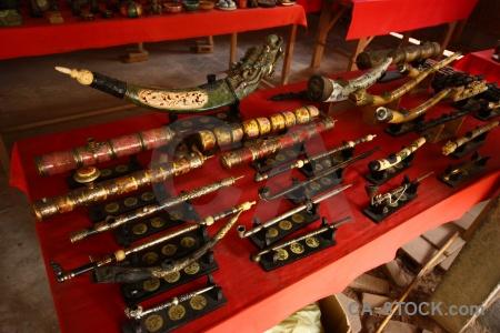 Donsao laos island dagger asia.