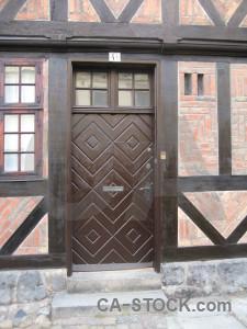 Door building.