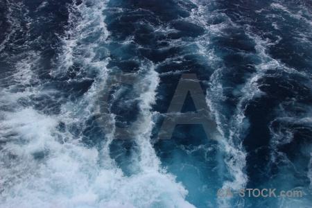 Drake passage texture antarctica cruise water wake.