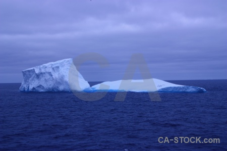 Drake passage water day 4 ice sea.