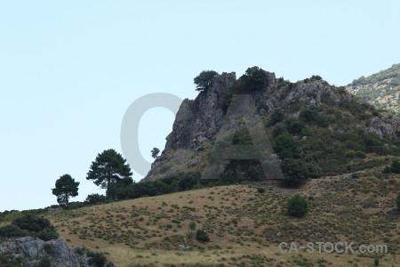Dry europe cliff rock spain.