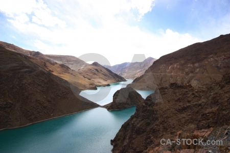 Dry water lake nyang chu nyangchu.