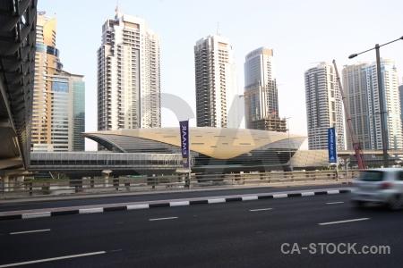 Dubai building uae middle east skyscraper.