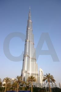 Dubai burj khalifa uae skyscraper middle east.