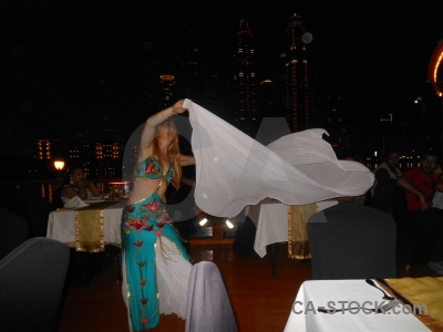 Dubai dancing middle east asia uae.