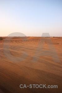 Dubai middle east desert sand western asia.