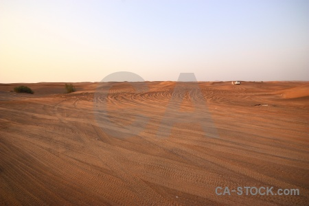 Dubai sand western asia desert sky.
