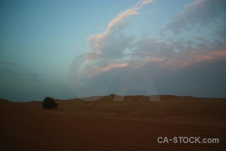 Dubai uae western asia middle east sand.
