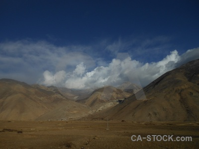 East asia cloud friendship highway tibet sky.