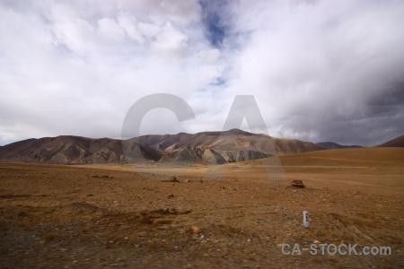 East asia himalayan sky arid tibet.