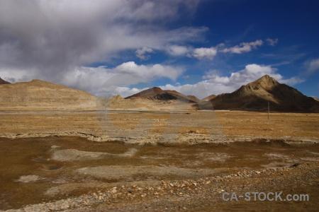 East asia mountain himalayan arid friendship highway.