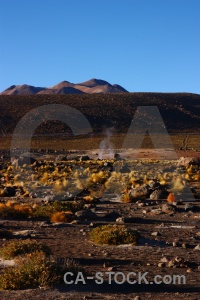El tatio landscape mountain andes rock.