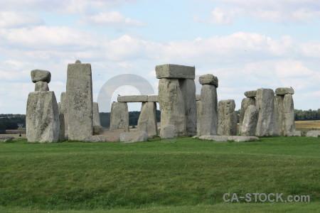 England rock stonehenge wiltshire europe.