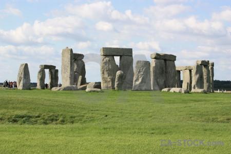 England wiltshire europe stonehenge rock.