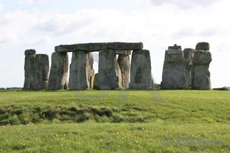 England wiltshire stonehenge europe rock.