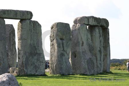 England wiltshire stonehenge rock europe.