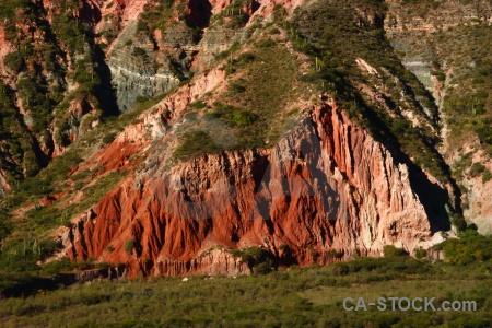 Escoipe argentina rock mountain calchaqui valley.
