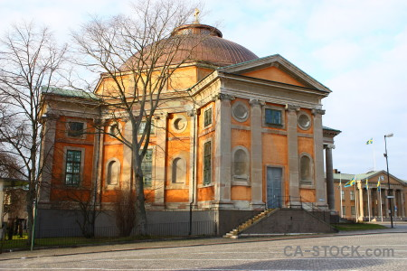 Europe building karlskrona sweden church.